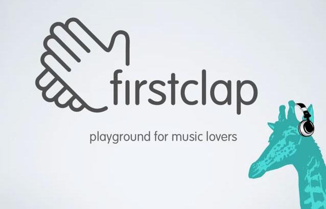 firstclap plataforma de crowdfunding y música