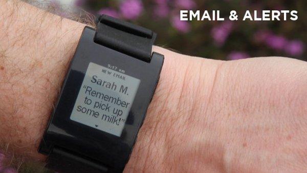 pebble reloj para smartphones