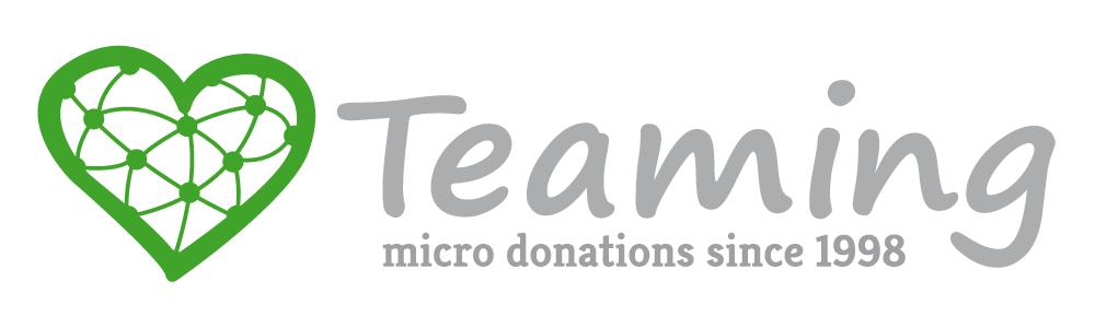 crowdfunding y solidaridad teaming
