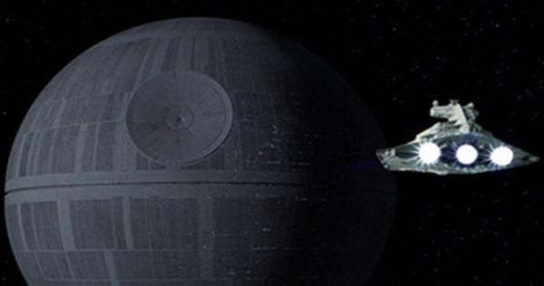 crowdfunding para financiar la estrella de la muerte