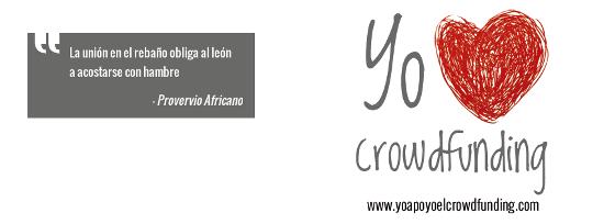Campaña para la promoción de una legislación específica sobre crowdfunding en España