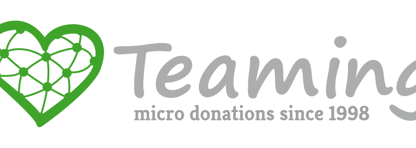 crowdfunding y solidaridad teaming