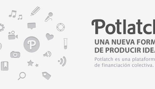 potlatch plataforma de crowdfunding para el bien común