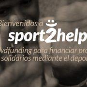 sport2help crowdfunding