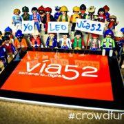via52 crowdfunding periodismo