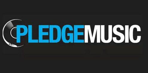 pledge music crowdfunding
