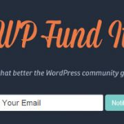 wordpress crowfunding