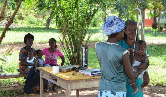 ghana crowdfunding maternidad