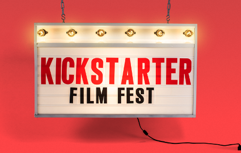 kickstarter film festival