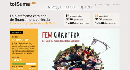 totsuma crowdfunding cataluña