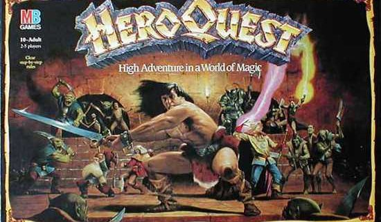 crowdfunding heroquest