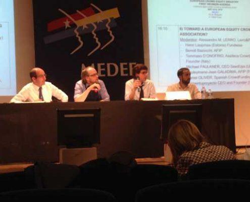 asociacion europea equity crowdfunding