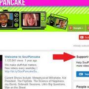 youtube plataforma crowdfunding