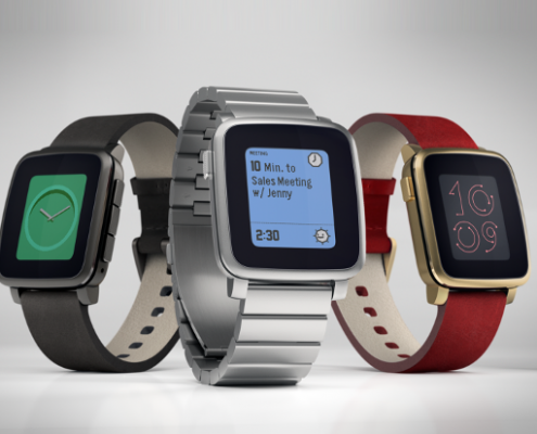 pebble time crowdfunding